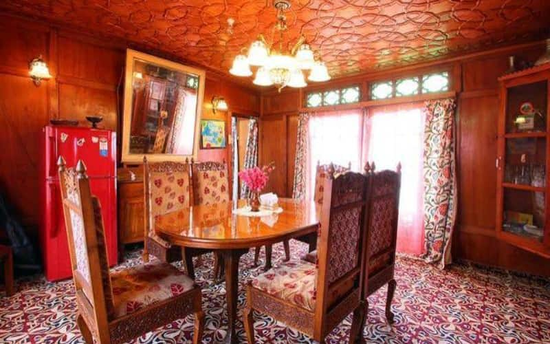 Lily of Nageen Houseboat, Nagin Lake,