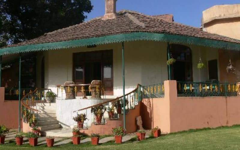 Krishangarh House, Nakki Lake,