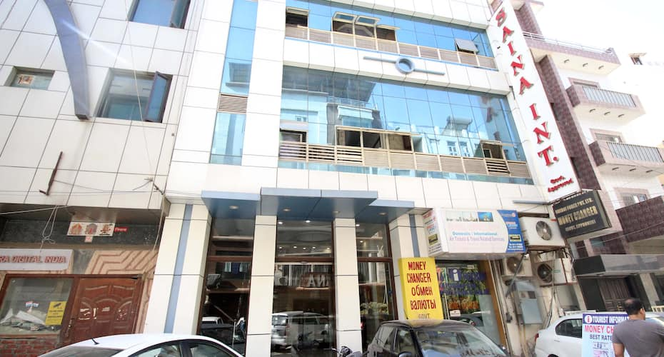 Hotel Saina International, Paharganj,
