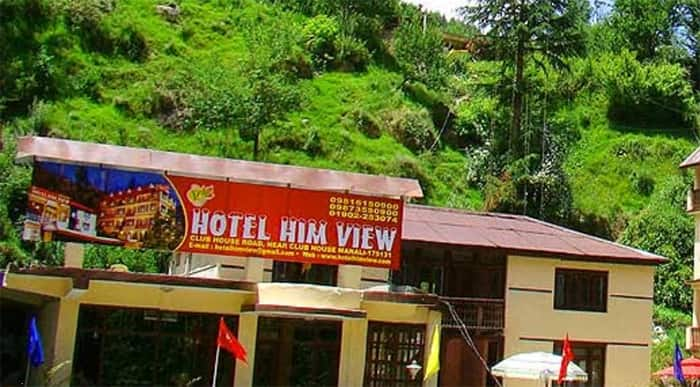 Hotel Him View, Club House Road,
