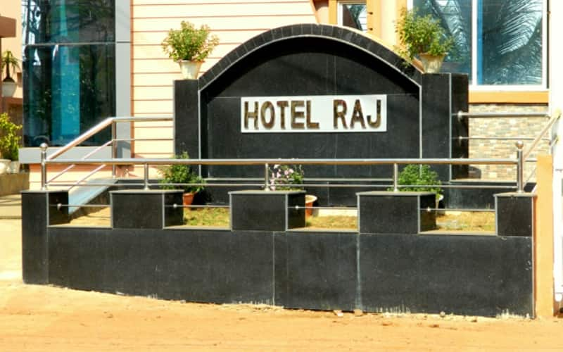 Hotel Raj, Sea Beach Road,