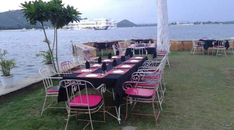 Raas Leela Luxury Camps, Lake Pichola,