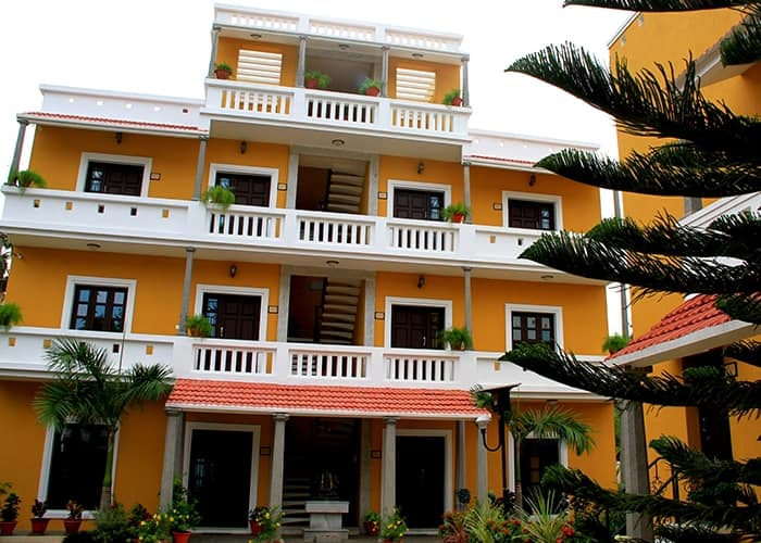 Olive De Villa, Pondicherry - Book this hotel at the BEST PRICE only