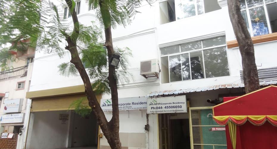 Alam Corporate Residency, T. Nagar,