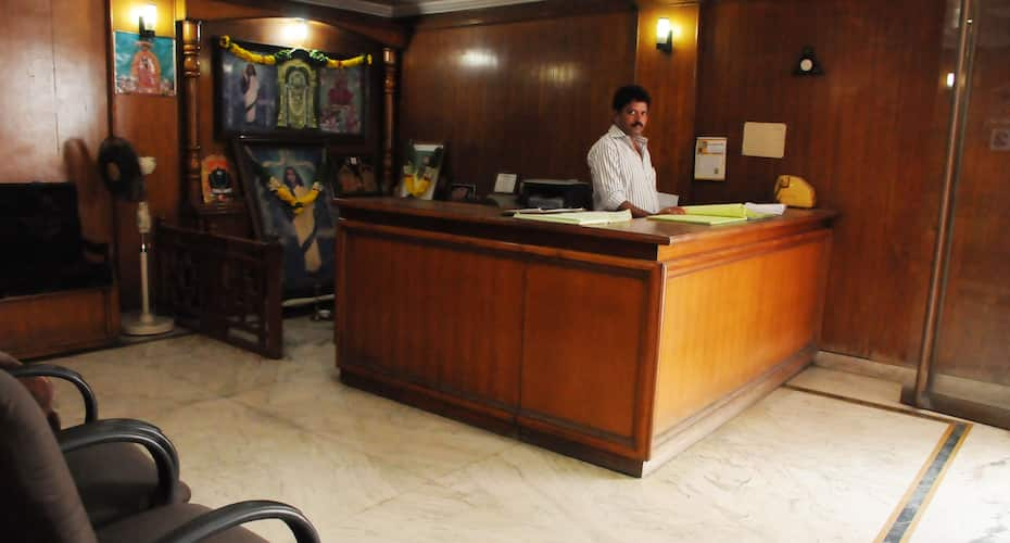 Sri Rajamatha Residency Hotel, T P Area,