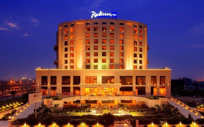 Radisson Blu Hotel New Delhi Dwarka New Delhi Book This Hotel