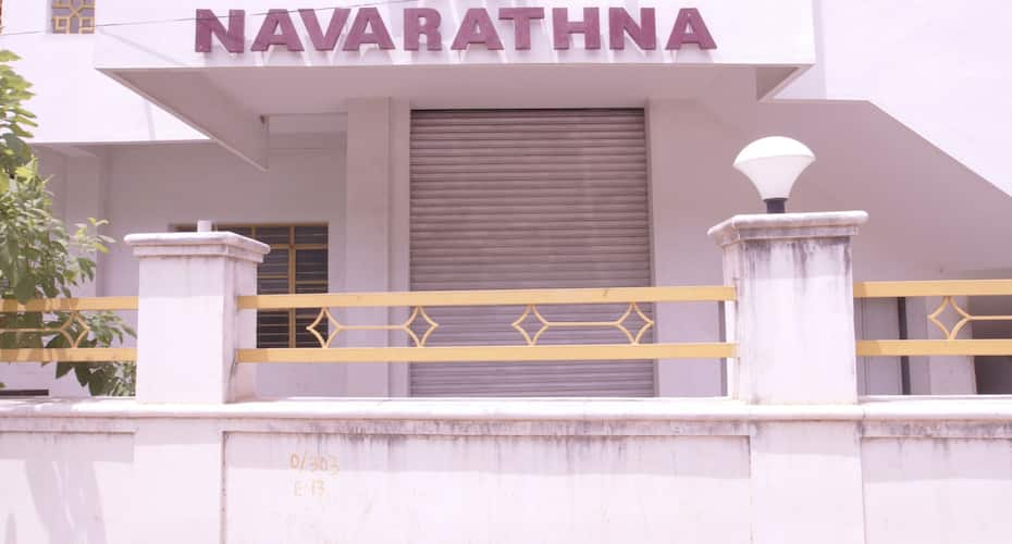 Hotel Navarathna, French colony,