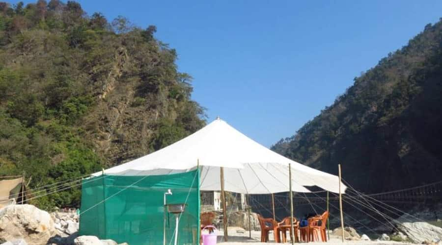 Weekend Rafting Camp, Shivpuri,