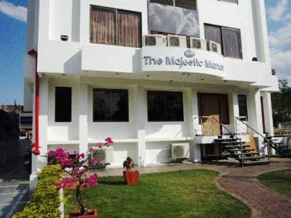 The Majestic Manor, Wardha Road,
