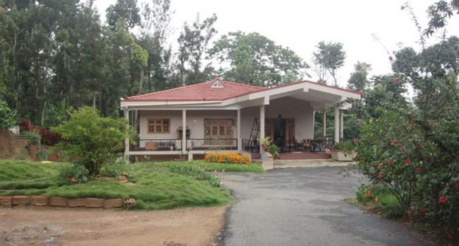 The Green Retreat, Virajpet,