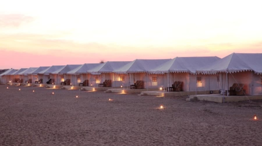 Camel Safari Camp Retreat, Hanuman Circle,