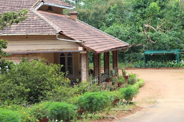 The Moorings - Bed and Breakfast., Madikeri,