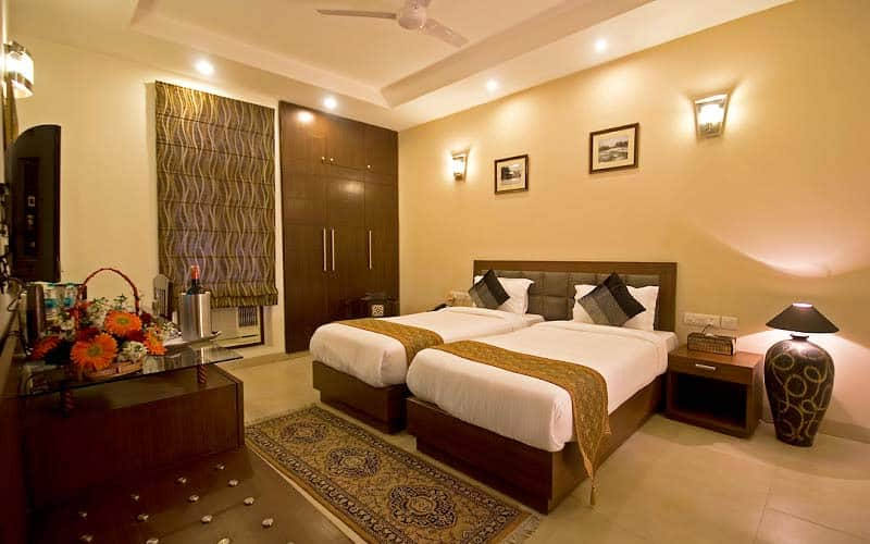 Red Maple Bed and Breakfast, Lajpat Nagar,