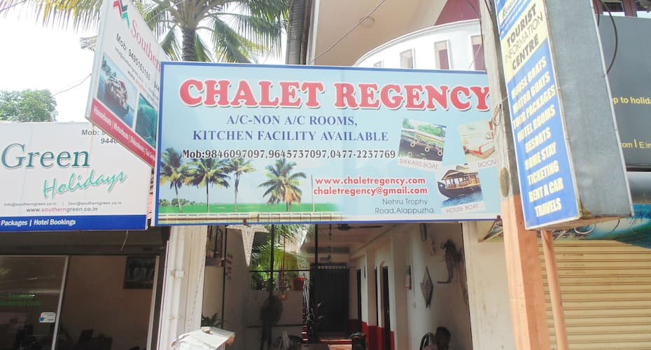 Chalet Regency, Finishing Point Road,