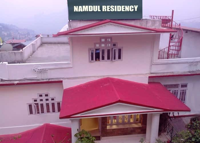ADB Rooms Namdul Residency, Development Area,