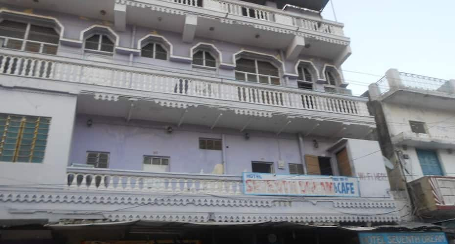Hotel Seventh Dream & Cafe,Pushkar