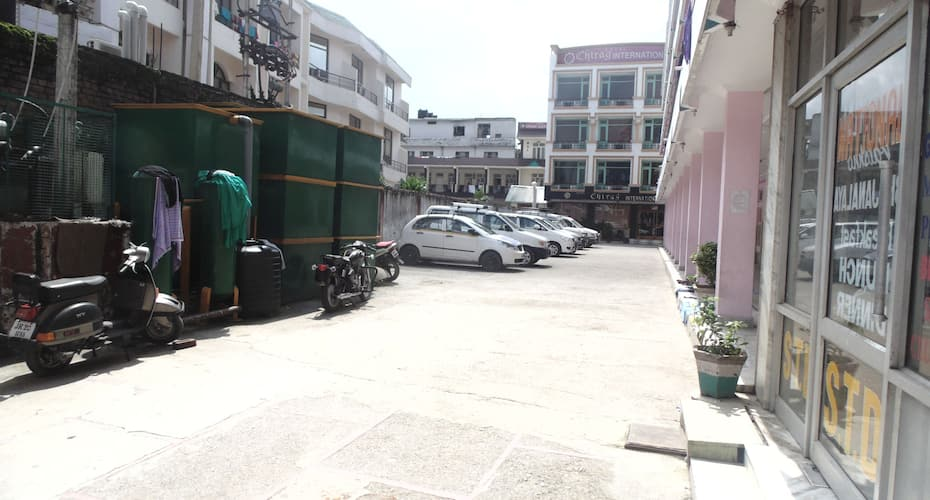 National Guest House, Jammu Road,