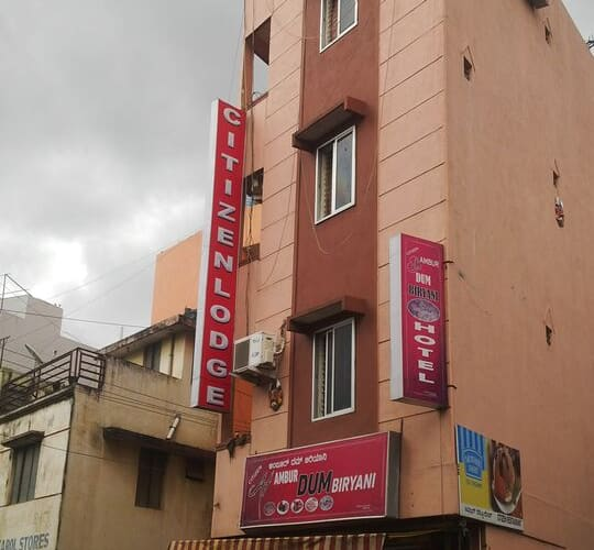 Citizen Boarding and lodging, Yeshwanthpur,