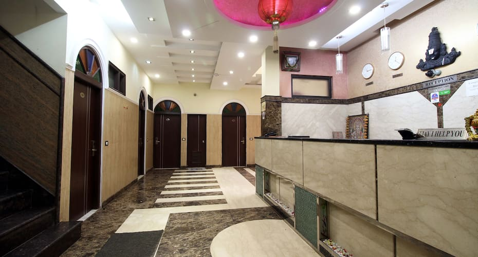 Hotel Wall City, Chandni Chowk,