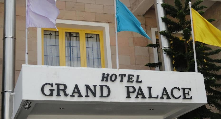 Hotel Grand Palace, Convent Road,