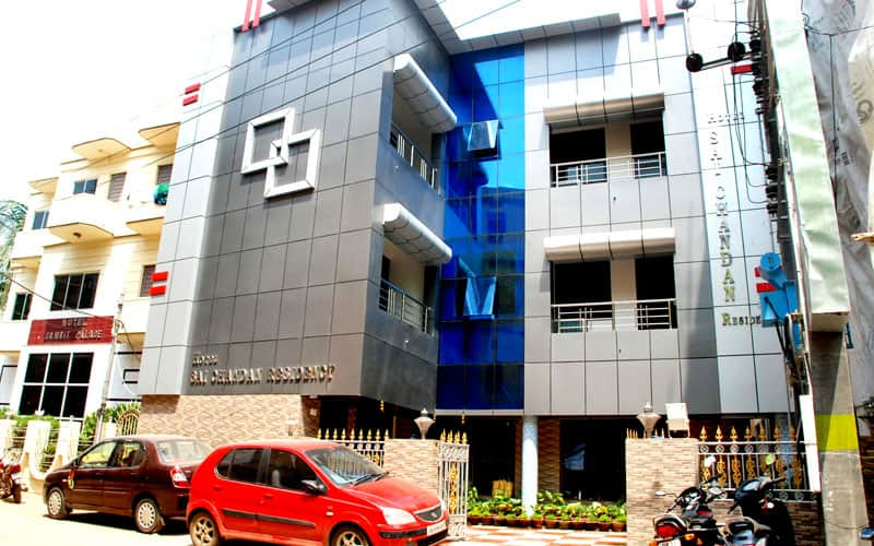HOTEL SAI CHANDAN RESIDENCY, Sea Beach Road,