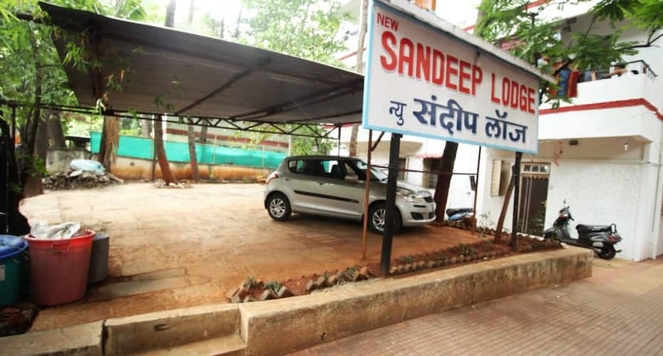 New Sandip Lodge, Fergusson College Road,