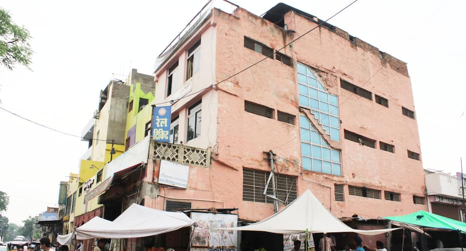 Hotel Jai Ram Plaza, Station Road,