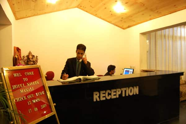 Hotel Naveen, Mall Road,