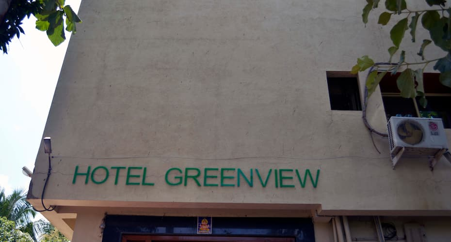 Hotel Green View, Nagar Manmad Road,