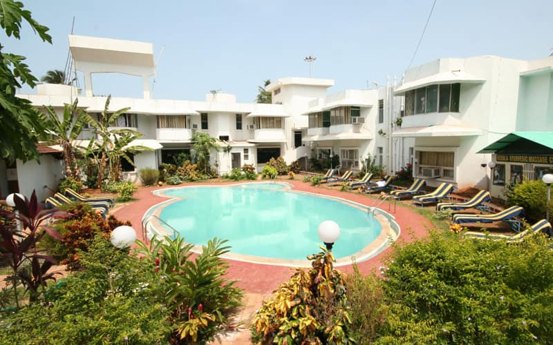 Vincy Beach Resort, Colva,
