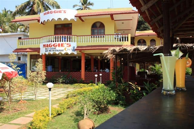 Maggies Beach Resort, Calangute,