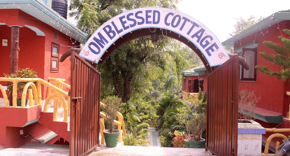 Blessed Cottages, Tapovan,