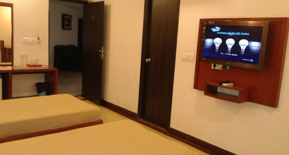 Magic Inn, Mahadevapura Post,