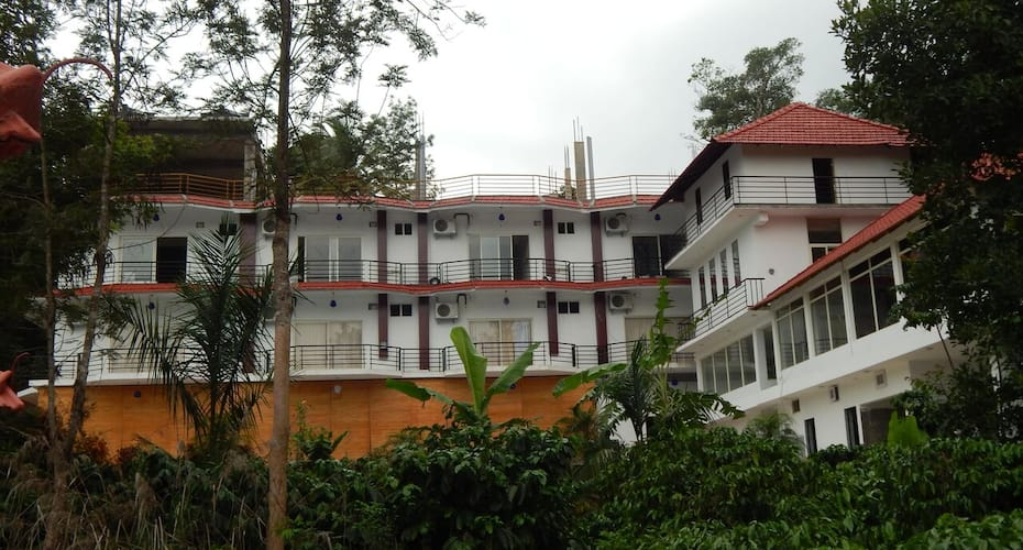 Flacourtia Resort, Madikeri,
