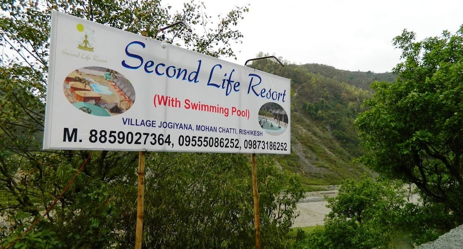 Second Life Resort, Mohan Chatti,