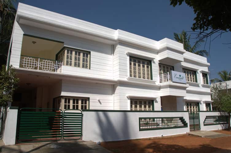 Emerald Homes, Kuvempunagar,