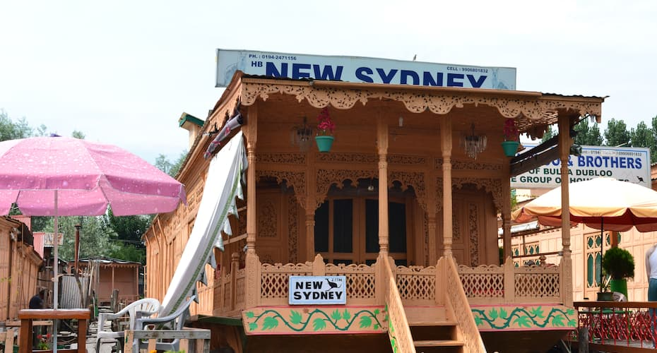 New Sydney Houseboat, Boulevard road,