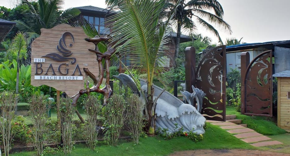 The Baga Beach Resort Goa Book This Hotel At The Best