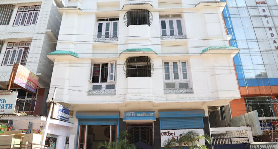 Hotel Madhuban Lodging, Paltan Bazar,