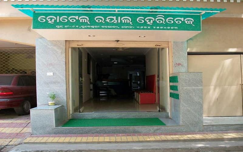 Hotel Royal Heritage, Cuttack Puri Road,