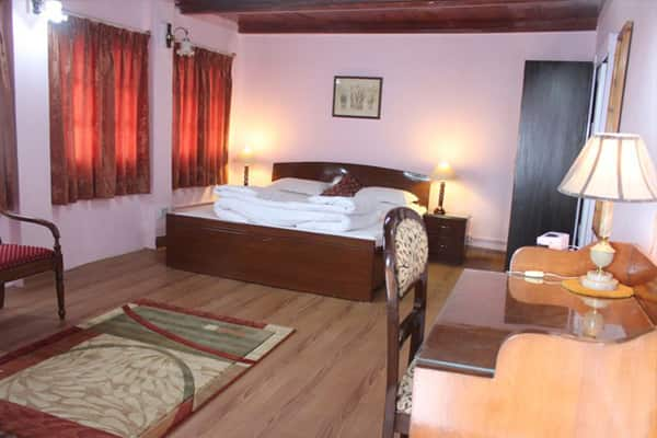 Krish Rauni Resort - The Apple Orchard Inn, Outer City,