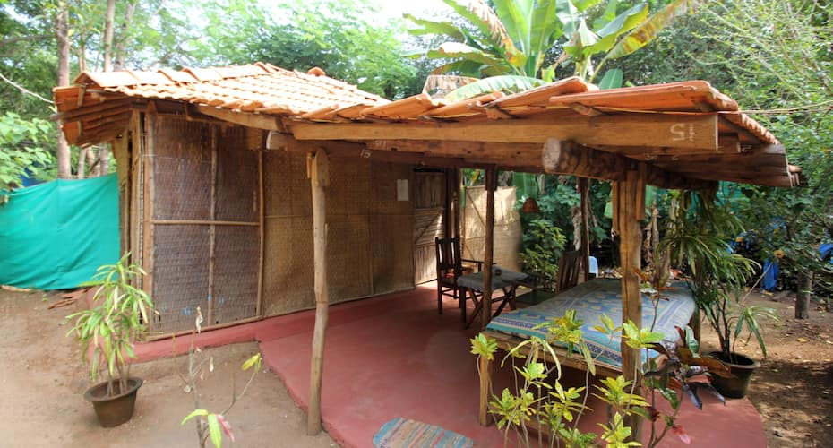 Sevas Huts and Cabanas, Palolem,