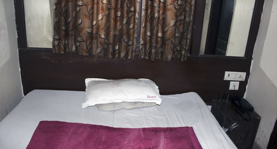 Hotel Good Luck Inn, Paharganj,