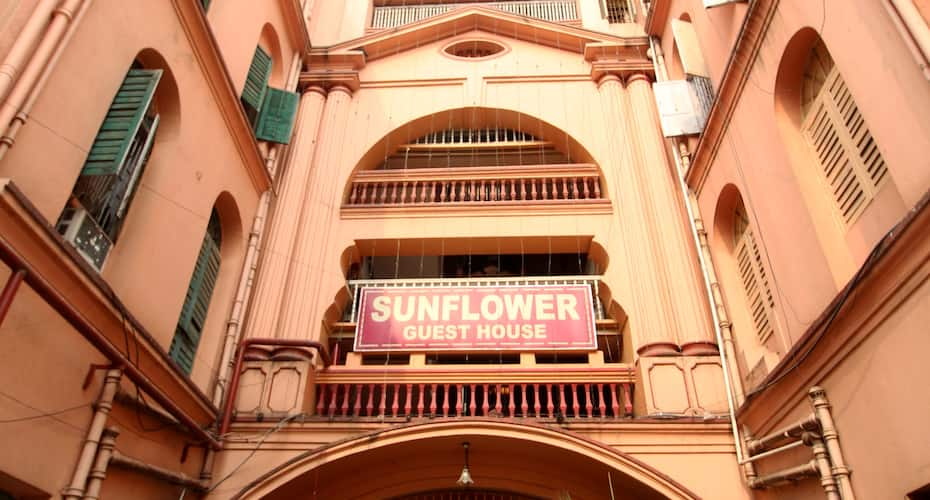 Sunflower Guest House, Park Street,