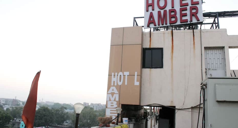 Hotel Amber, Station Road,