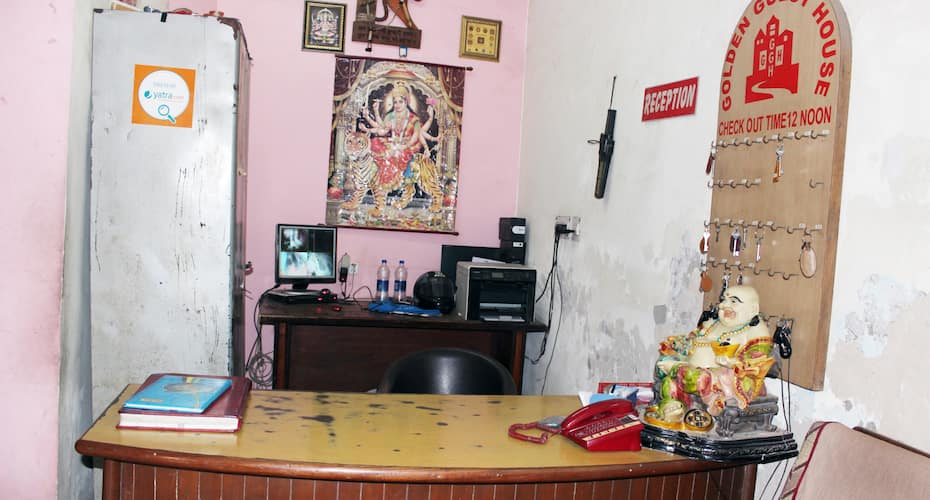Golden Guest House, Nizamuddin,