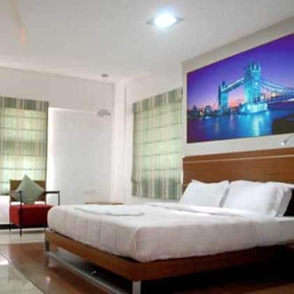 49th Square- A Boutique Guest House, DLF Phase 2,