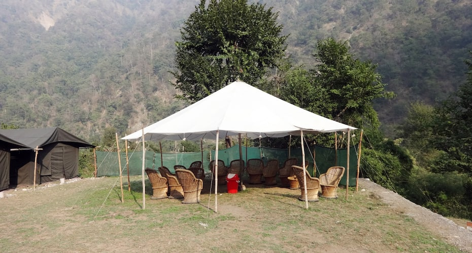Outbound Adventure Camp, Badrinath Road,