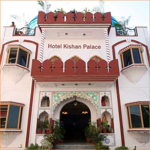 Hotel Krish palace, Vamdev Road,