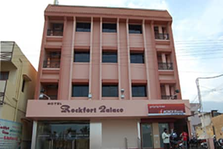 HOTEL ROCKFORT PALACE (60 Kms from Madurai), outskirts,